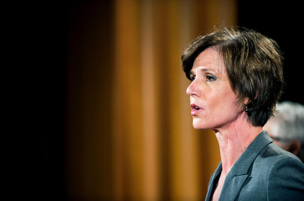 Former acting U.S. Attorney General Sally Yates, who had warned the Trump administration about Michael Flynn's Russia ties, was fired by President Trump in late January over another controversy.