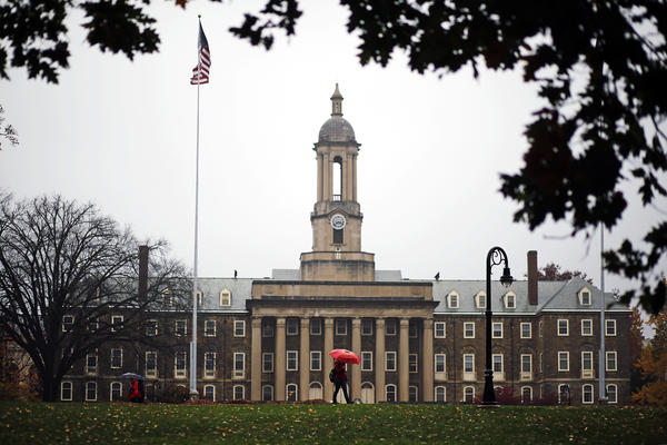 Administrators at Penn State's main campus in State College, Pa., had already banned Beta Theta Pi after the hazing death of a pledge, which has resulted in involuntary manslaughter charges.