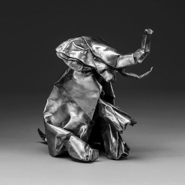 Jlin, <em>Black Origami</em>
