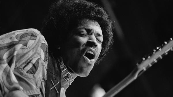 Jimi Hendrix Experience's <em>Are You Experienced?</em> was released 50 years ago Friday.