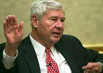 Former Florida Governor and U.S. Senator Bob Graham.