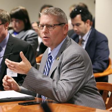 State Rep. John Kivela, D-Marquette