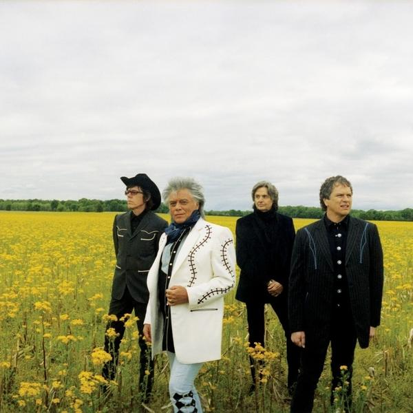 Marty Stuart's new album is <em>Way Out West</em>.