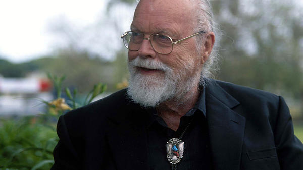 Composer Lou Harrison was open to the vividness of other cultures throughout his life. He helped introduce Indonesian gamelan music to the West.