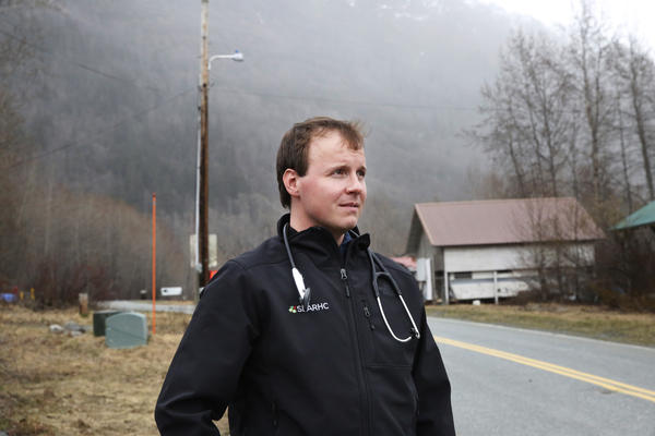 Dr. Adam McMahan has been practicing medicine in rural Alaska for three years. It's the kind of intimate, full-spectrum family medicine the 34-year-old doctor loves.