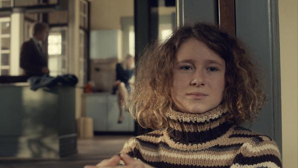 Martha Sofie Wallstrøm Hansen in <em>The Commune</em>.