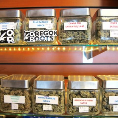 <p>State Economist Mark McMullen says the outlook for Oregon marijuana sales is positive.</p>