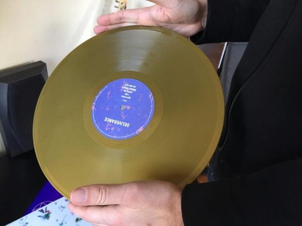 <p>David Staley shows me thesix-song Deliverance EP. The album is at the center of a legal challenge brought by Prince's estate.</p>