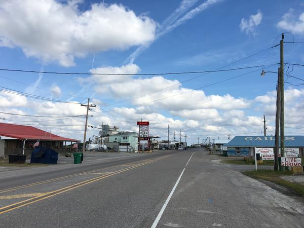 Despite being more than 100 miles away on the Louisiana coast, the tiny town of Leeville was hurt particularly hard by the flooding in Baton Rouge last August.