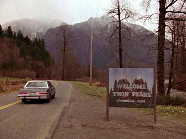 "The ""magical"" music during the opening credits of <em>Twin Peaks</em>, originally broadcast in 1990, sets the tone for the cult classic."