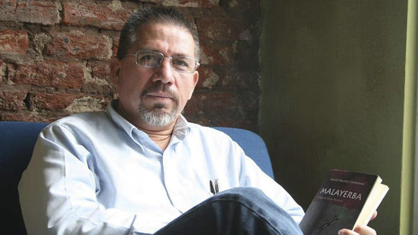 Mexican journalist Javier Valdez, who was murdered this week in Culiacan near the newspaper he co-founded, Riodoce.