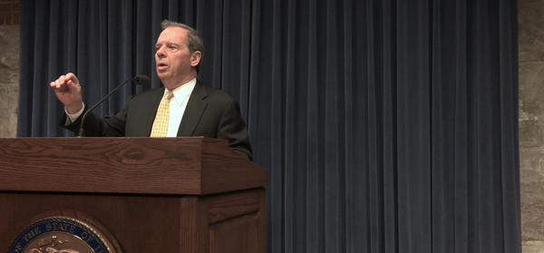 Senate President John Cullerton, a Democrat from Chicago, says the votes had to happen sooner than later, and as time was running out on the General Assembly.
