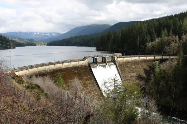 <p>Portland is switching back to getting water from the Bull Run watershed after detecting cryptosporidum in February 2017.</p>
