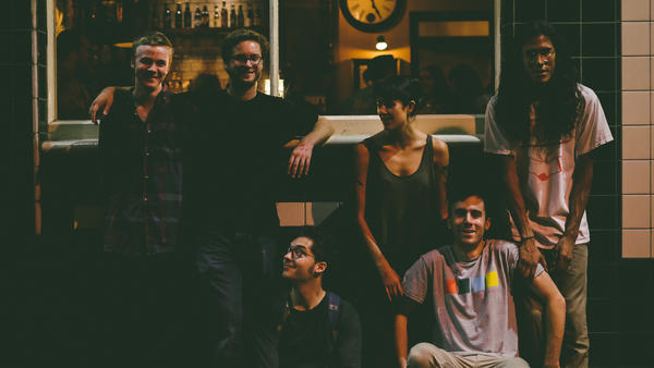 Pinegrove's latest release is <em>Elsewhere</em>.