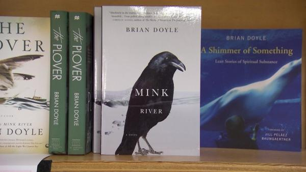 <p>Brian Doyle was one of Oregon's most prolific authors. His 28 published works span a variety of topics, from essays on the Pacific Islands and spirituality to novels which featured non-human characters. </p>