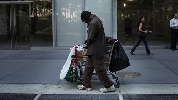The nation's poverty rate rose last year to 15.1 percent, up from 14.3 in 2009, according to a new report from the Census Bureau.