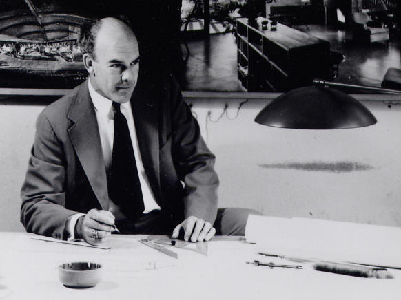 Lautner's architecture career spanned more than 55 years, from his beginnings under the tutelage of Frank Lloyd Wright to the projects he was working on at the time of his death in 1994.