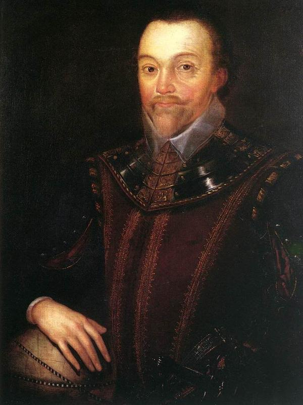 Sir Francis Drake became the first British explorer to make contact with Native Americans.