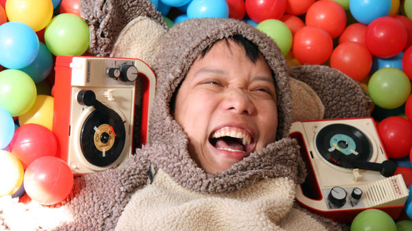 Kid Koala's new album is titled <em>12 Bit Blues</em>.
