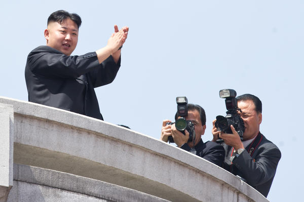 The satirical news source <em>The Onion</em> named North Korean Supreme Leader Kim Jong Un 2012's Sexiest Man Alive.