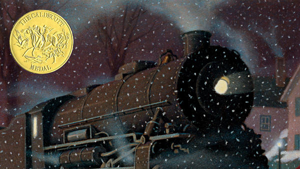 <em>The Polar Express</em> won the Caldecott Medal in 1986, and was turned into an animated movie with Tom Hanks in 2004.