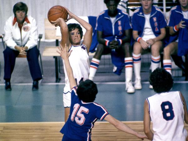 In 1976, Pat Summitt was co-captain of the U.S. Olympic women's basketball team. The team finished with a silver medal.
