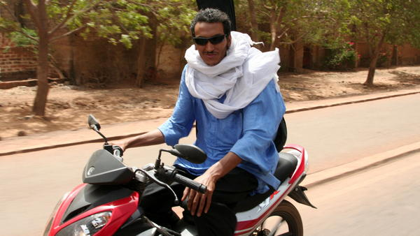 Bombino's new album is titled <em>Nomad</em>.