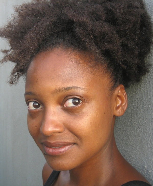 Tracy K. Smith was NPR's first NewsPoet.