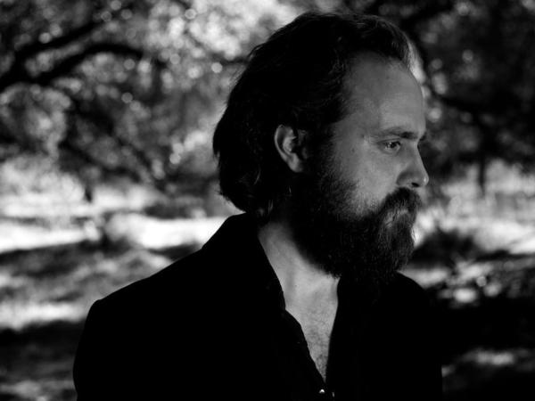 Iron and Wine's new album is titled <em>Ghost on Ghost</em>.