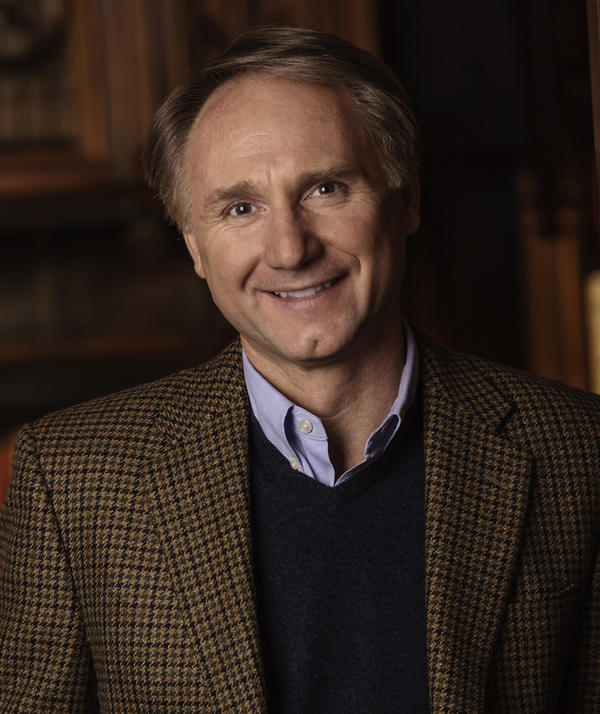 Dan Brown's previous books include <em>Angels & Demons</em>, <em>The Da Vinci Code</em> and <em>The Lost Symbol.</em>