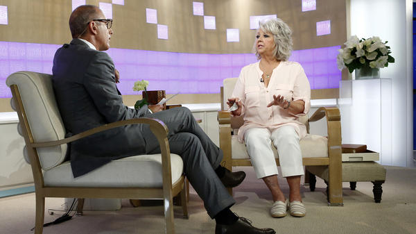 Paula Deen dissolved into tears during her appearance Wednesday on NBC's <em>Today</em> show with Matt Lauer. The celebrity chef told Lauer she was not a racist, but image experts say she'll have to work harder to convince the public.