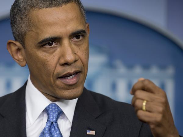President Obama speaks about the George Zimmerman acquittal nearly a week after the ruling.