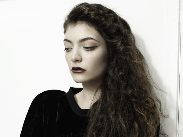 Lorde's debut album, <em>Pure Heroine</em>, is out now.