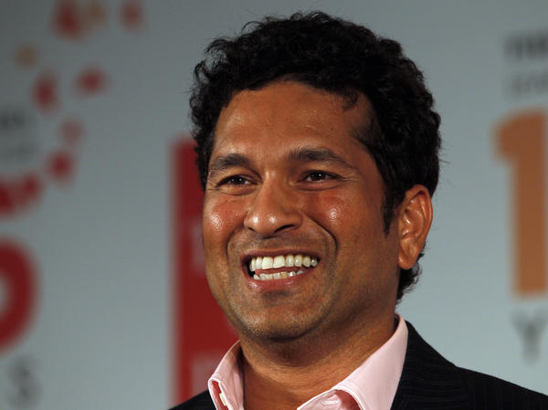 Sachin Tendulkar announced his plan to retire from cricket on Thursday.