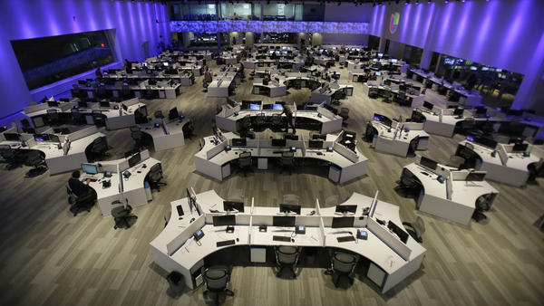 Fusion's open, high-tech newsroom is usually stocked with journalists who are, like the audience the new network hopes to attract, millennials themselves.