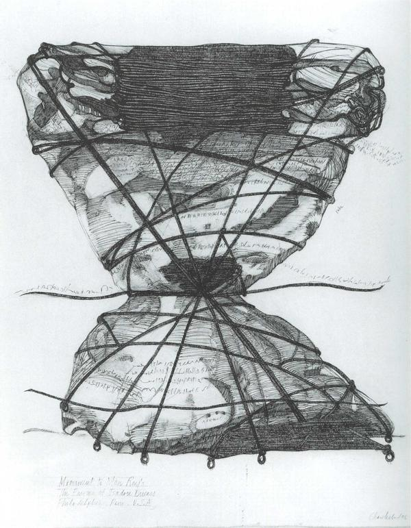 <em>Monument to Man Ray's The Enigma of Isidore Ducasse,</em> Barbara Chase-Riboud