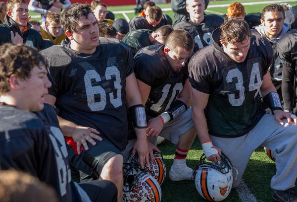 The Washington High School football team was having its best season since the mid-80s when the tornado hit. On Saturday, they'll go up against Springfield's Sacred Heart Griffin High School for a spot in the state championship.