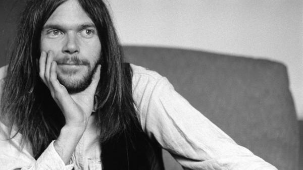 <em>Live at the Cellar Door,</em> the new album from Neil Young, was recorded in 1970.