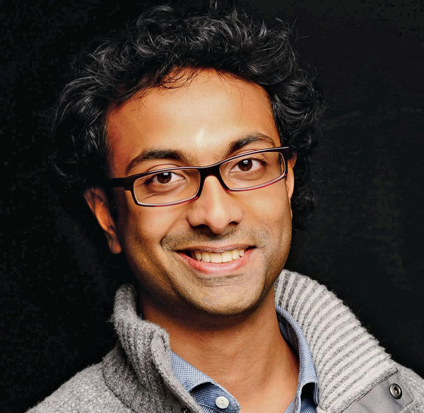 Anjan Sundaram was a mathematician prior to becoming a journalist. <em>Stringer</em> is his first book.