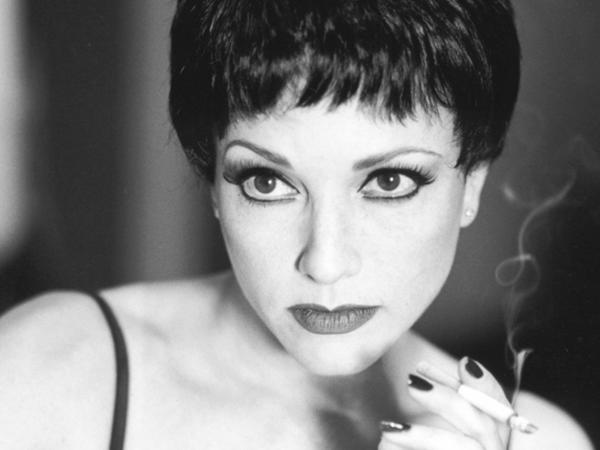 Bebe Neuwirth as Velma in the 1996 revival of <em>Chicago</em>.