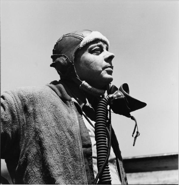 Antoine de Saint-Exupery in 1944.