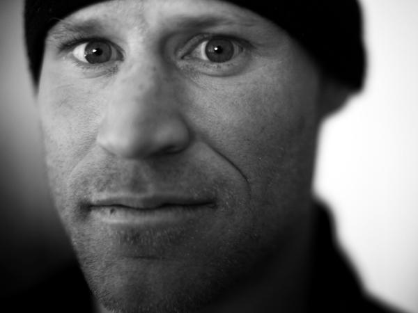 Dan Cnossen led a Navy SEAL team before losing his legs to a bomb in Afghanistan in 2009. After his injury, he began running on prosthetic blades, then tried skiing — and he's now in Sochi.