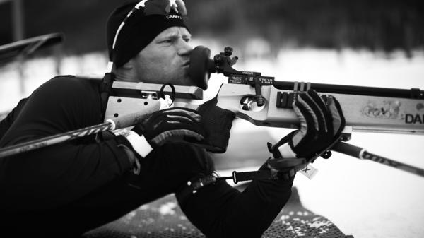Performance under stress is something Cnossen learned as a Navy SEAL. Now he's trying to use that skill as a biathlete, to ski his fastest right up to the target range and then quickly calm down enough to shoot with precision.