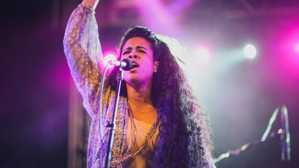 Kelis gave her first U.S. performance in years at the 2014 SXSW music festival in Austin, Texas.