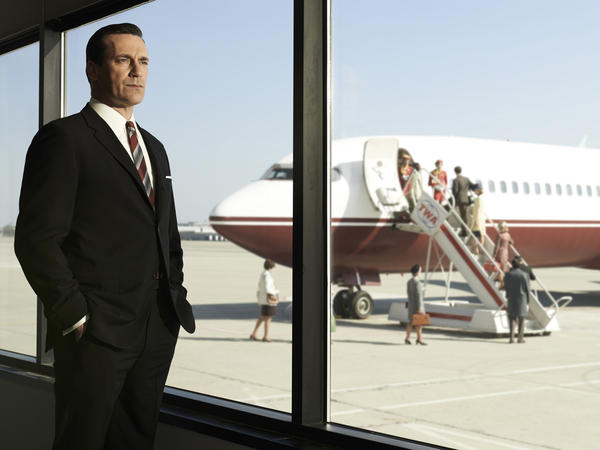 Don Draper (Jon Hamm) has a lot on his mind as the new season of <em>Mad Men</em> gets underway.