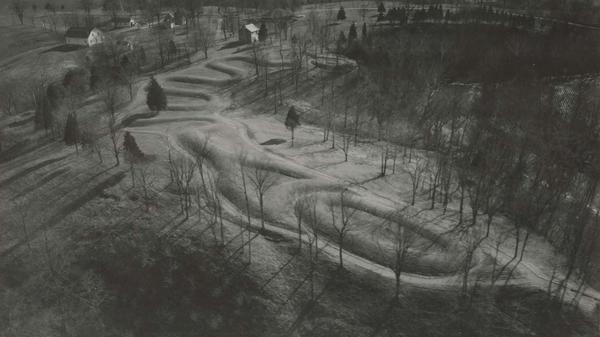 The Serpent Mound in southern Ohio is 3 feet high and more than 1,300 feet long.