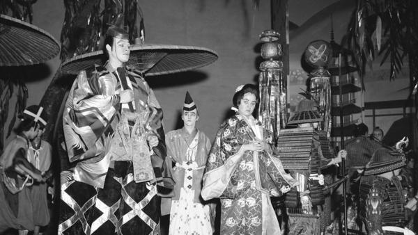 This image of a production of <em>The Mikado</em> is from Sept. 4, 1946.