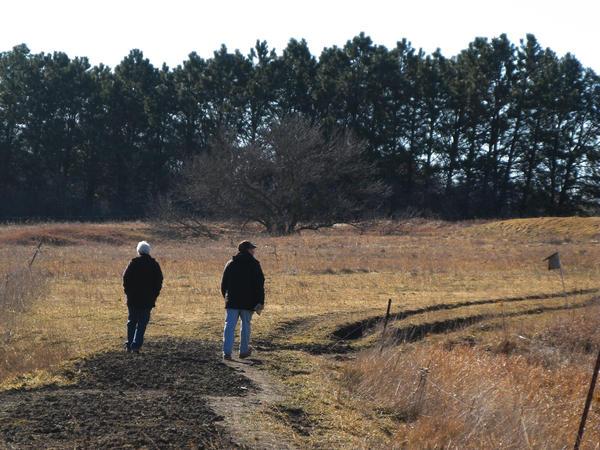 Susan and Bill Dunavan own 80 acres of land in York County.
