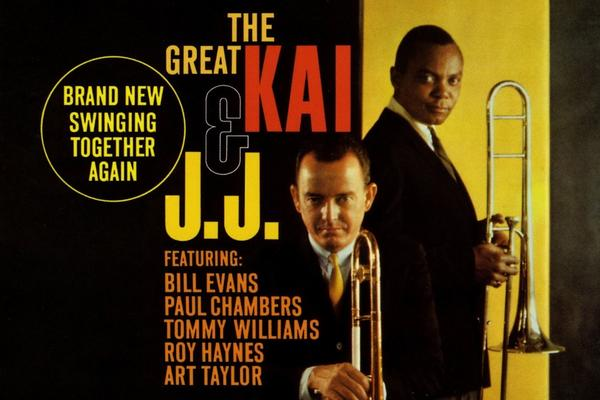 Cover art to <em>The Great Kai and J.J.</em>, 1960<em>.</em>