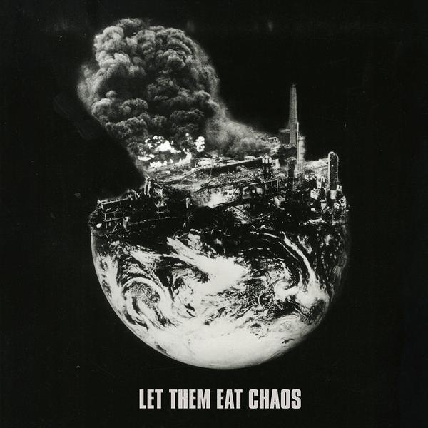 Kate Tempest -<em> Let Them Eat Chaos</em> album cover